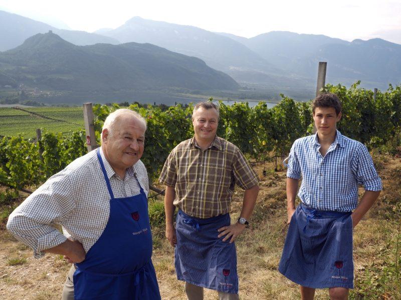 73 Mitgliedsbetriebe der Freien Weinbauern Südtirol heißen Sie auf der Vinea Tirolensis willkommen