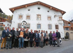 Der historische Gastbetrieb des Jahres 2016, Ansitz zum Löwen, Burgeis Pressemitteilung vom 28. Oktober 2015