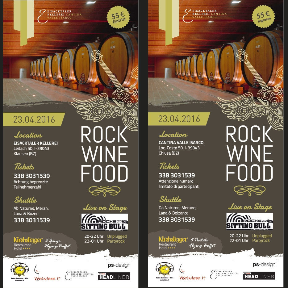 Rock wine food 10