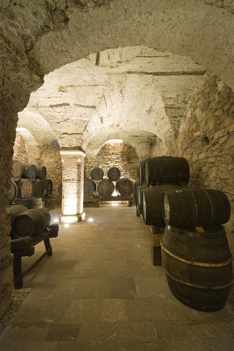 Weinmuseum_Kaltern_Keller