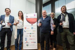 18. Blauburgundertage Südtirol in Neumarkt und Montan  sowie 15. Nationaler Blauburgunderwettbewerb
