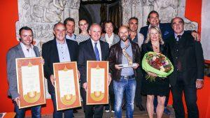Ansitz Waldgries holt sich den Dolcissimo-Preis 2016