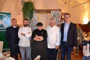 Gemüse trifft Wein in Eppan – 11 Eppaner Gastwirte geben vegetarischen Gerichten und Eppaner Weinen eigene Bühne