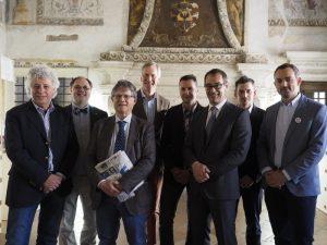 Weinbau in den Bergen: Zusammenarbeit zwischen den Handelskammern Bozen und Trient