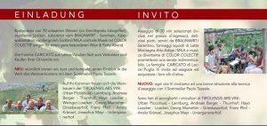 Wein – Genuss- Party am 19. Mai 2017 von 17-24 Uhr