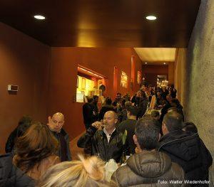 Sokkuadro rockt die Eisacktaler Kellerei! – Super Stimmung auch bei Rock Wine Food 17