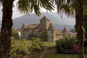 Wiedereröffnung von Schloss Runkelstein und Maretsch in Bozen