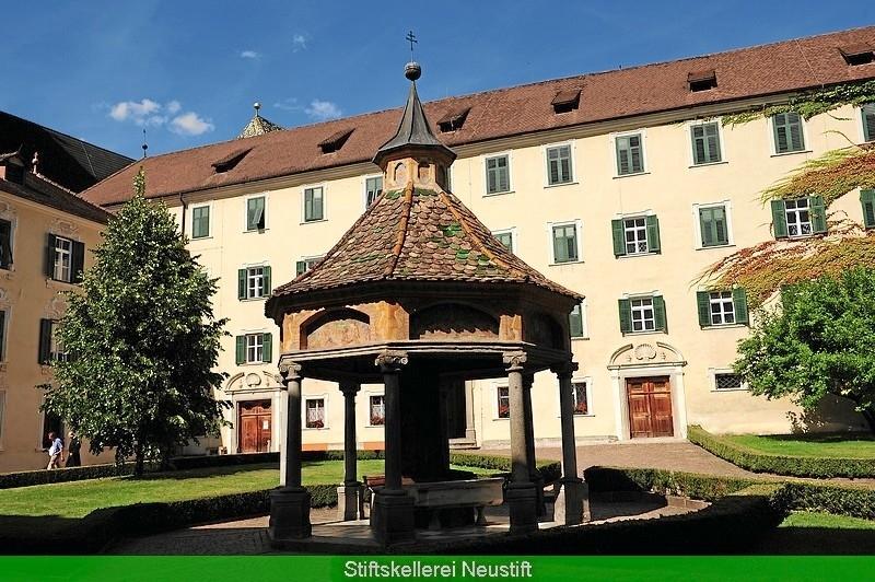 Die Stiftskellerei Kloster Neustift