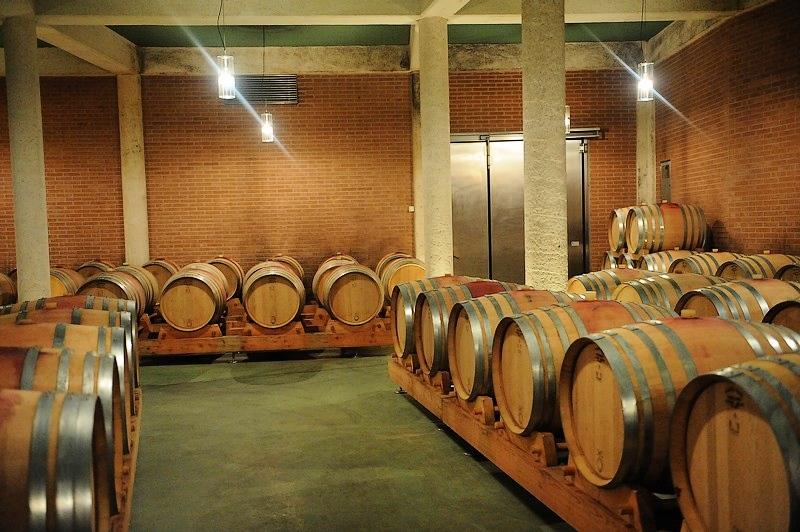 Das Weingut J. Hofstätter in Tramin